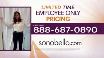 Sono Bello TV Spot, 'Changes: Employee Only Pricing' - Thumbnail 7