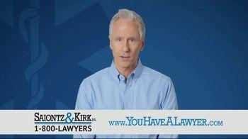 Saiontz & Kirk, P.A. TV Spot, 'Medical Malpractice'