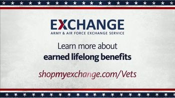 The Exchange TV Spot, 'Disabled Veterans and Purple Heart Recipients' - Thumbnail 3