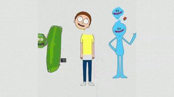Pringles Rick & Morty Special Edition TV Spot, 'You Can Collect All Three' - Thumbnail 1
