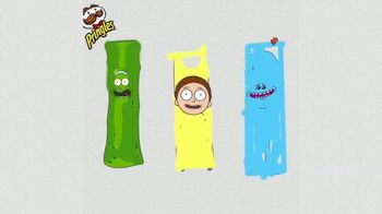 Pringles Rick & Morty Special Edition TV Spot, 'You Can Collect All Three' - Thumbnail 3