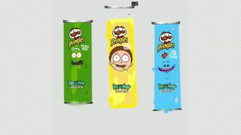 Pringles Rick & Morty Special Edition TV Spot, 'You Can Collect All Three' - Thumbnail 5