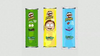 Pringles Rick & Morty Special Edition TV Spot, \'You Can Collect All Three\'