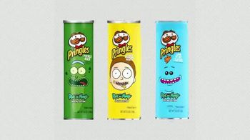 Pringles Rick & Morty Special Edition TV Spot, 'You Can Collect All Three' - Thumbnail 7