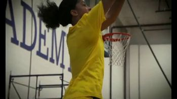 IMG Academy TV Spot, 'The College Level' Featuring Candace Parker - Thumbnail 8
