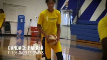 IMG Academy TV Spot, 'The College Level' Featuring Candace Parker - Thumbnail 1