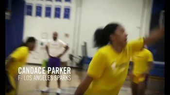 IMG Academy TV Spot, 'The College Level' Featuring Candace Parker - Thumbnail 2
