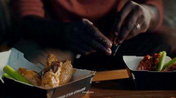 Buffalo Wild Wings TV Spot, 'Marry a Honey BBQ Wing' - Thumbnail 4