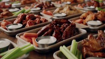 Buffalo Wild Wings TV Spot, 'Marry a Honey BBQ Wing' - Thumbnail 7