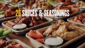 Buffalo Wild Wings TV Spot, 'Marry a Honey BBQ Wing' - Thumbnail 8
