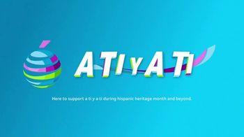 AT&T TV Spot, 'Hispanic Heritage Month: A Ti' - Thumbnail 8