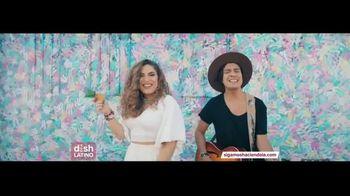 DishLATINO TV Spot, 'Celebra el mes de la hispanidad' con Periko & Jessi Leon y Eugenio Derbez, canción de Periko & Jessi Leon [Spanish]