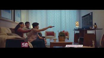 DishLATINO TV Spot, 'Celebra el mes de la hispanidad' con Periko & Jessi Leon y Eugenio Derbez, canción de Periko & Jessi Leon [Spanish] - Thumbnail 7
