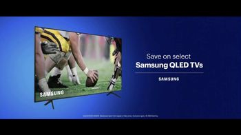 Best Buy TV Spot, 'Bring the Game Home: Samsung QLED TVs' - Thumbnail 10