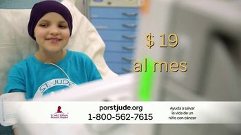 St. Jude Children's Research Hospital TV Spot, 'Mes de Concientización del Cáncer Infantil' [Spanish] - Thumbnail 3