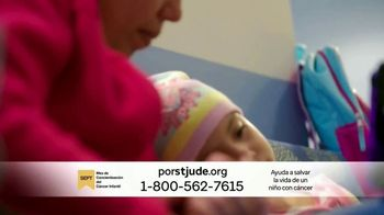 St. Jude Children's Research Hospital TV Spot, 'Mes de Concientización del Cáncer Infantil' [Spanish] - Thumbnail 4