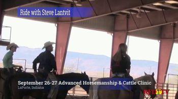 Steve Lantvit TV Spot, 'Improve Your Horsemanship' - Thumbnail 7