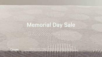 Casper Memorial Day Sale TV Spot, 'Enjoy Ten Percent off Everything' - Thumbnail 2