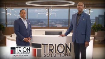 Trion Solutions TV Spot, 'Challenging Times: New Normal'