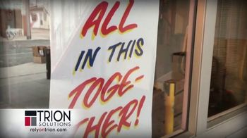Trion Solutions TV Spot, 'Challenging Times: New Normal' - Thumbnail 3