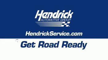 Hendrick Automotive Group TV Spot, 'Road Ready Service Package' - Thumbnail 4
