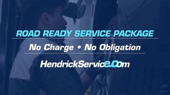Hendrick Automotive Group TV Spot, 'Road Ready Service Package' - Thumbnail 5