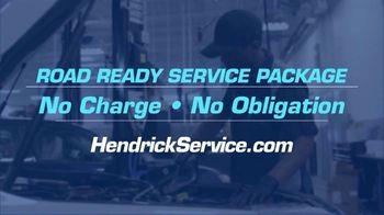Hendrick Automotive Group TV Spot, 'Road Ready Service Package' - Thumbnail 6