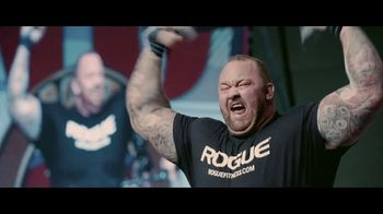 Rogue Fitness TV Spot, 'Warhorn' Featuring Hafþór Björnsson - 1098 commercial airings