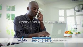 Optima Tax Relief TV Spot, 'Real Life Stories: Charlie' - Thumbnail 10