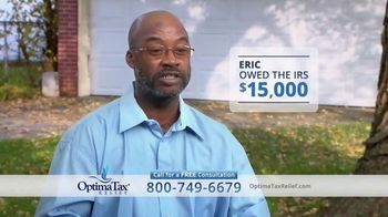 Optima Tax Relief TV Spot, 'Real Life Stories: Charlie' - Thumbnail 5