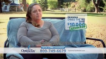Optima Tax Relief TV Spot, 'Real Life Stories: Charlie' - Thumbnail 9