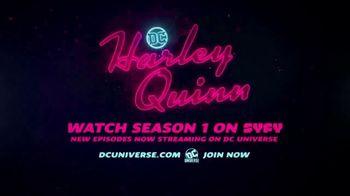 DC Universe TV Spot, 'Harley Quinn' - Thumbnail 10