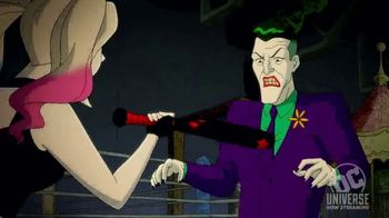 DC Universe TV Spot, 'Harley Quinn' - Thumbnail 6