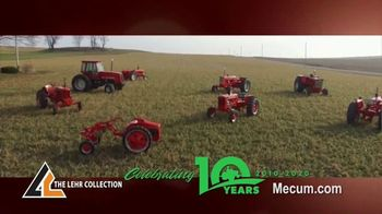 Mecum Gone Farmin' 2020 Spring Classic TV Spot, 'The Lehr Collection' - Thumbnail 4