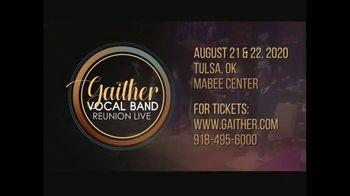 Gaither Vocal Band Reunion Live TV Spot, '2020 Tulsa: Mabee Center' - Thumbnail 9