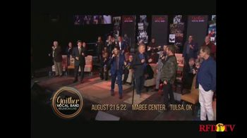 Gaither Vocal Band Reunion Live TV Spot, '2020 Tulsa: Mabee Center' - 24 commercial airings