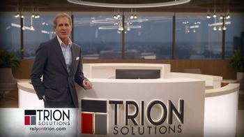 Trion Solutions TV Spot, 'Jeff Caponigro: Returning to Work'