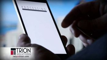 Trion Solutions TV Spot, 'Jeff Caponigro: Returning to Work' - Thumbnail 4