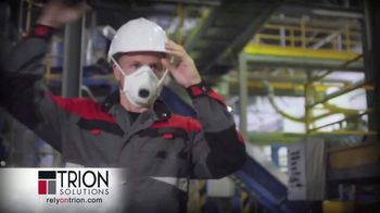 Trion Solutions TV Spot, 'Jeff Caponigro: Returning to Work' - Thumbnail 8