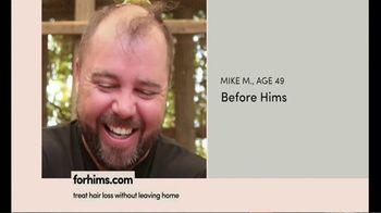 Hims TV Spot, 'Mike: Free Online Visit' - Thumbnail 1