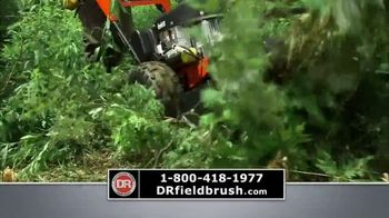 DR Power Equipment Field and Brush Mower TV Spot, 'New Challenge'