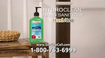 Cup Call TV Spot, 'Dangerous Distraction: Handvana Hand Sanitizer' - Thumbnail 9