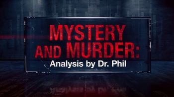 Mystery and Murder: Analysis by Dr. Phil TV Spot, 'Devious Doctor' - Thumbnail 10