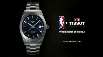 Tissot TV Spot, 'Looking Young' Featuring Trae Young - Thumbnail 9