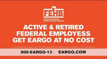 Eargo TV Spot, 'The Future: Free Consultations and Deals for Federal Employees' - Thumbnail 10