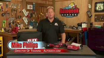 Autogeek.com TV Spot, 'FLEX Lithium Battery Buffing Products' - Thumbnail 1