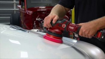 Autogeek.com TV Spot, 'FLEX Lithium Battery Buffing Products' - Thumbnail 4