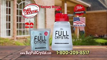 Full Crystal TV Spot, 'Cleans Windows, Screens & Glass at the Same Time' - Thumbnail 6