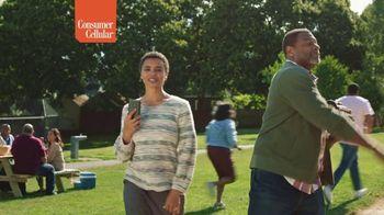 Consumer Cellular TV Spot, 'Baseball: Spring Into Savings' - Thumbnail 4