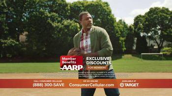 Consumer Cellular TV Spot, 'Baseball: Spring Into Savings' - Thumbnail 7